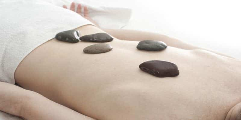 hot rock relaxation