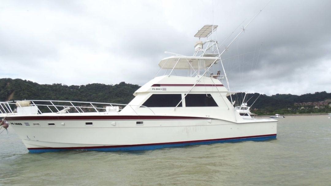 55 Fishing Boat