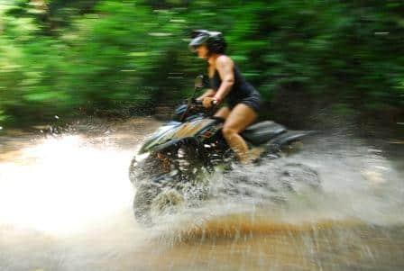 Jaco Costa Rica ATV tour
