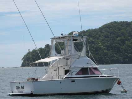 Jaco Beach Fishing Charter