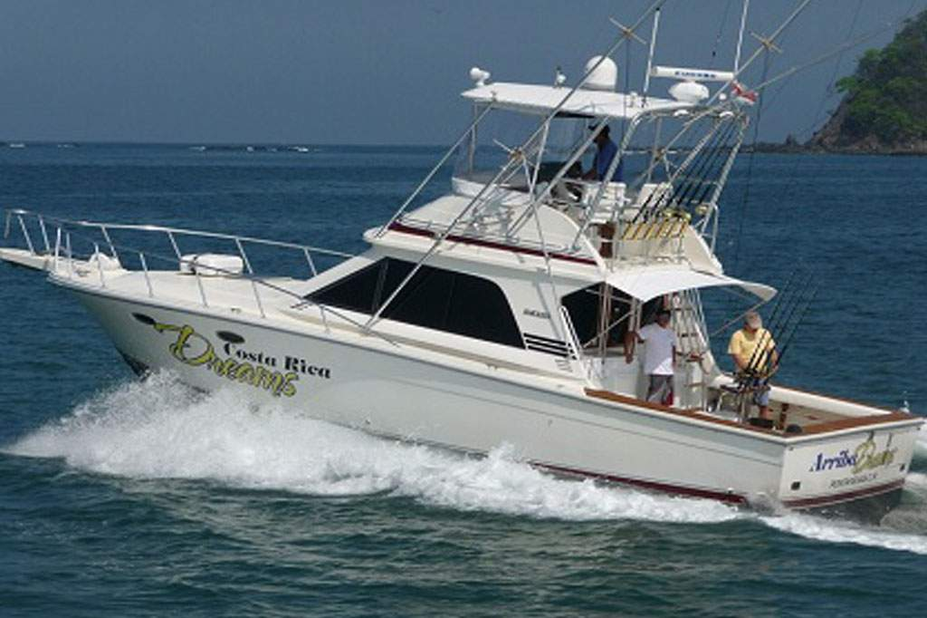 Costa rica bachelor parties party planning packages for Costa rica fishing packages