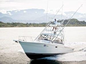 34 Topaz Costa Rica Fishing