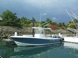Costa Rica Fishing Jaco Beach Sportfishing Vacation Charter