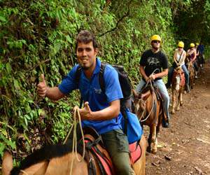 Jaco Beach Horse back tours