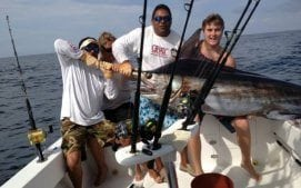 Sport Fishing for Marlin