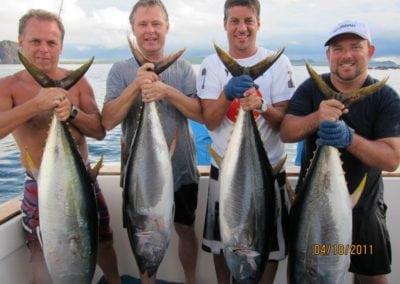 Tuna fishing