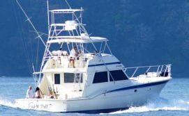 Costa Rica Fishing Yacht