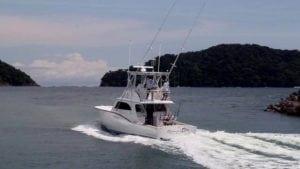 fishing charters in jaco