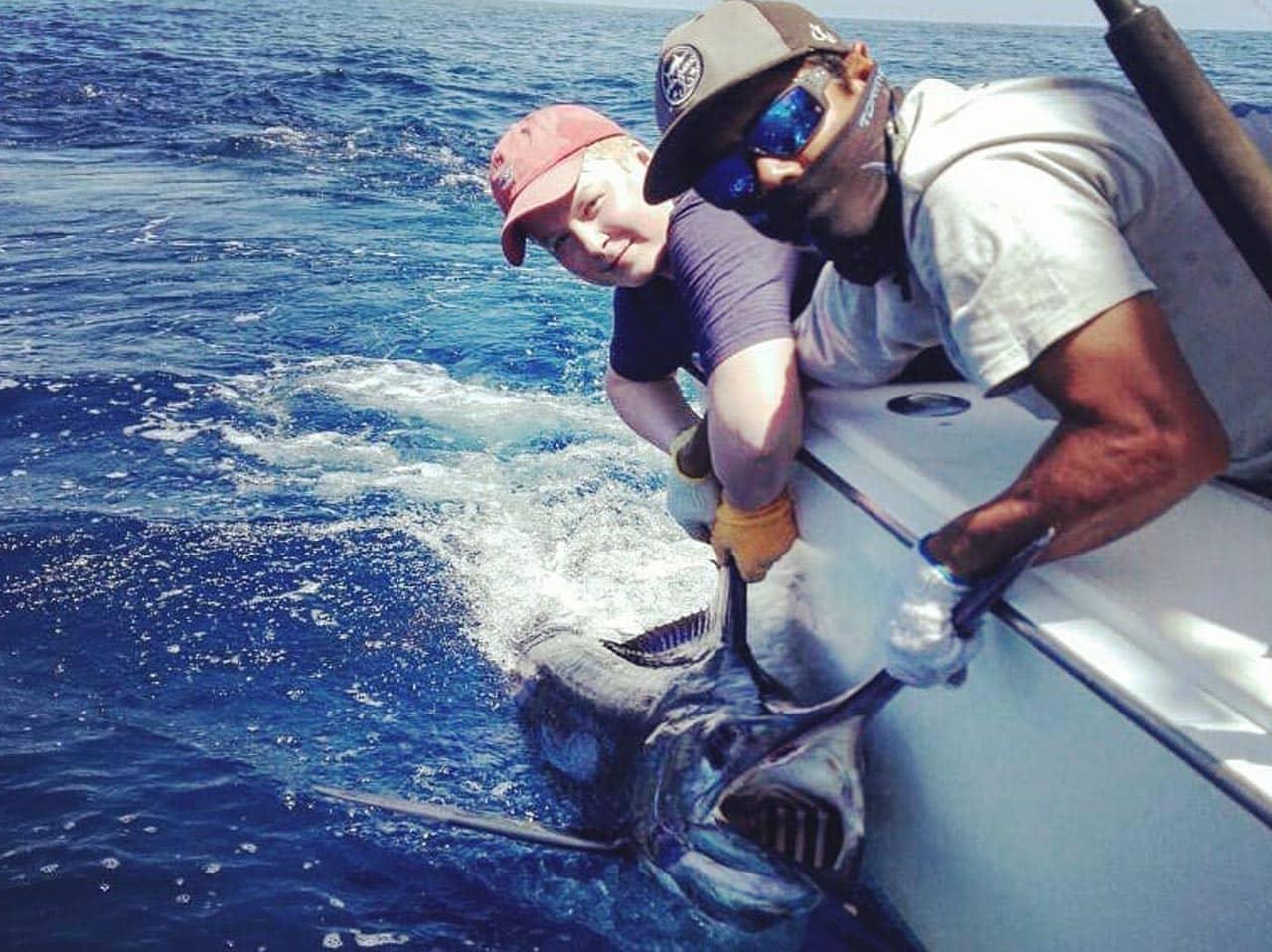 Marlin Sportfishing
