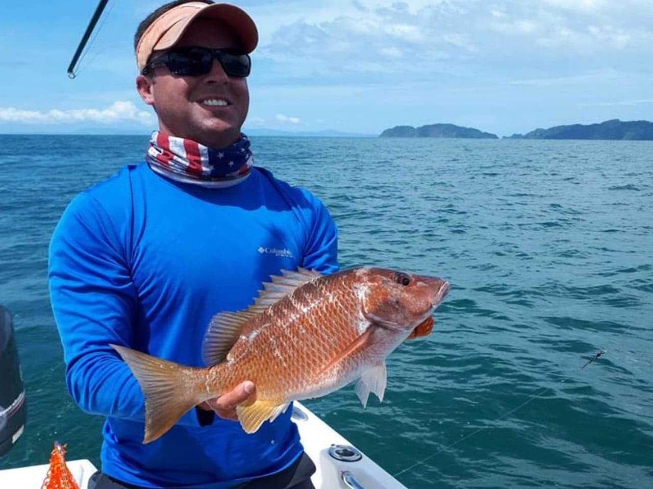 RedSanapper Fish: Caught in Costa Rica