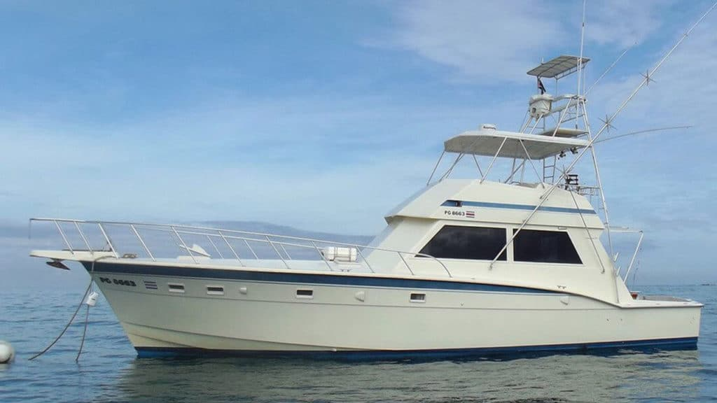 Large Yacht Party Trips in costa rica